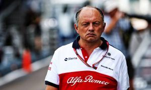 Sauber's Vasseur lashes out at 'f*cking dangerous' Magnussen!