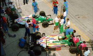 Berger and Benetton put first win on the board