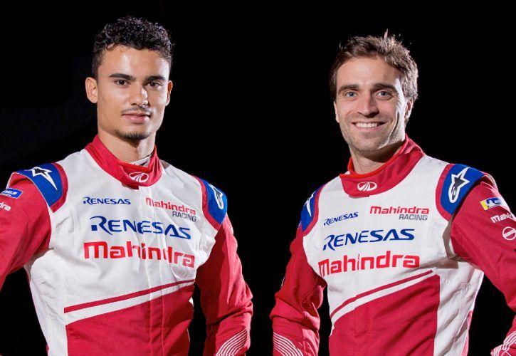 Pascal Wehrlein and Jérôme d'Ambrosio - Mahindra Racing's 2019 driver line-up
