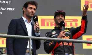 Webber: Ricciardo banking on Renault long term a 'concern'