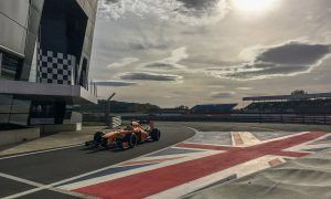 Ticktum dips his toe into F1 with prize McLaren run