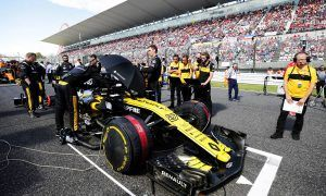 Renault seeking to improve qualifying pace as midfield battle rages