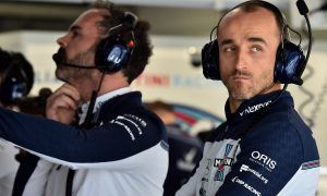 Kubica still lured to the prospect of wearing 'red overalls'