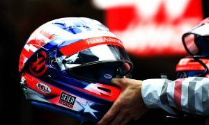 Steiner untroubled by risk of Grosjean suspension... for now