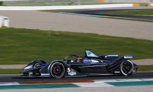 Vandoorne sees 'steep learning curve' ahead in Formula E