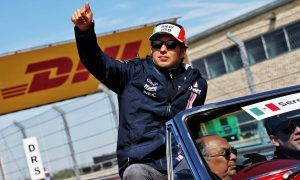 Sergio Perez heads to 'the highlight' of his season