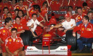 The long-awaited end to Ferrari's 21-year barren run