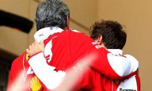 Arrivabene: United Ferrari squad fully behind Vettel
