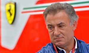 Alesi reveals the unexpected friend who led him to Ferrari