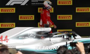 Wolff: Vettel on track for 'easy' Austin win without spin