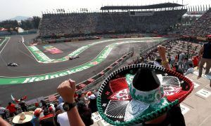 Scenes from the paddock - Mexico City