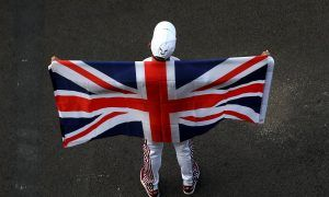 Hamilton: Proud to fly the Union Jack but knighthood 'not on my mind'