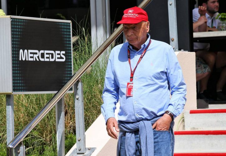 Former F1 champion Niki Lauda dead at 70