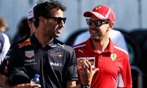 Ricciardo still wonders who vetoed his move to Ferrari