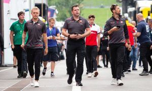 Haas driver decision 'no negatives, only positives' - Steiner