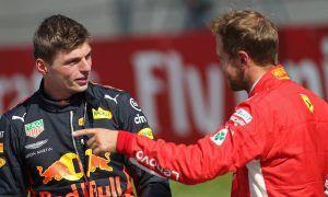 Vettel will talk to Verstappen about Suzuka behind closed doors