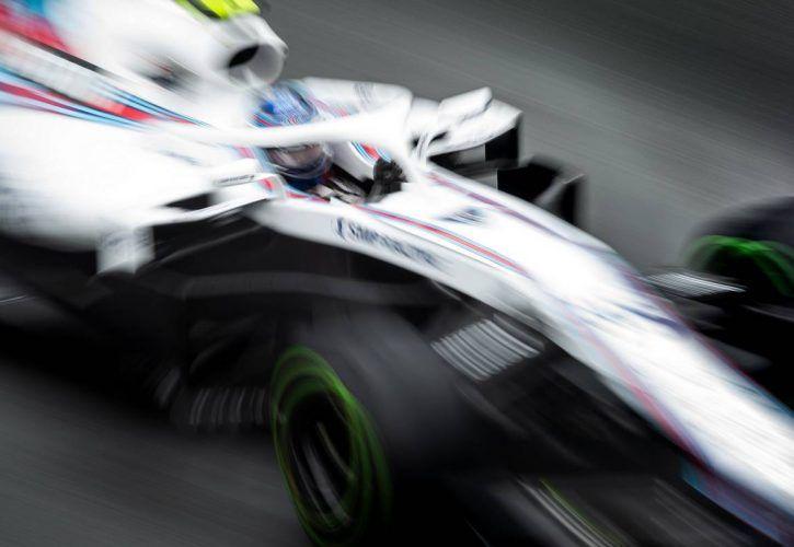 Sergey Sirotkin (RUS) Williams FW41. 31.08.2018.