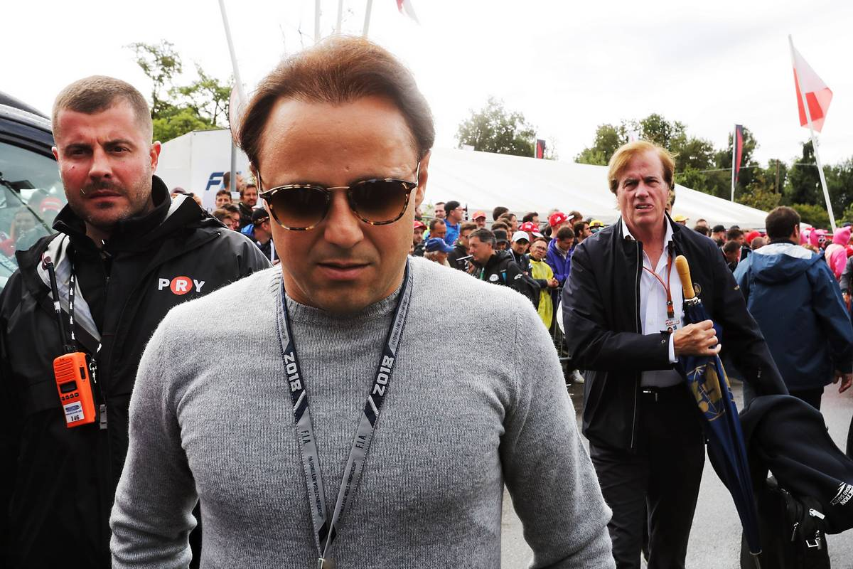 Felipe Massa (BRA) Williams. 01.09.2018.