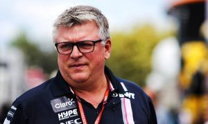Force India boss 'surprised' by Haas protest