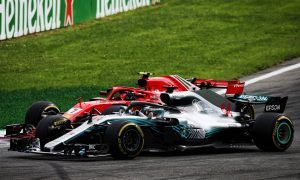Hamilton sees Monza as 'biggest psychological blow' for Ferrari