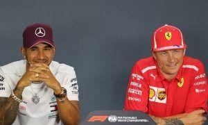 Ferrari axing Raikkonen 'makes no sense' to Hamilton
