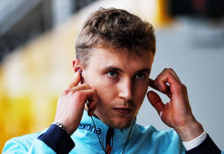 Sergey Sirotkin (RUS) Williams. 06.10.2018.
