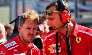 Vettel pledges to fight on: 'What do we have to lose?'
