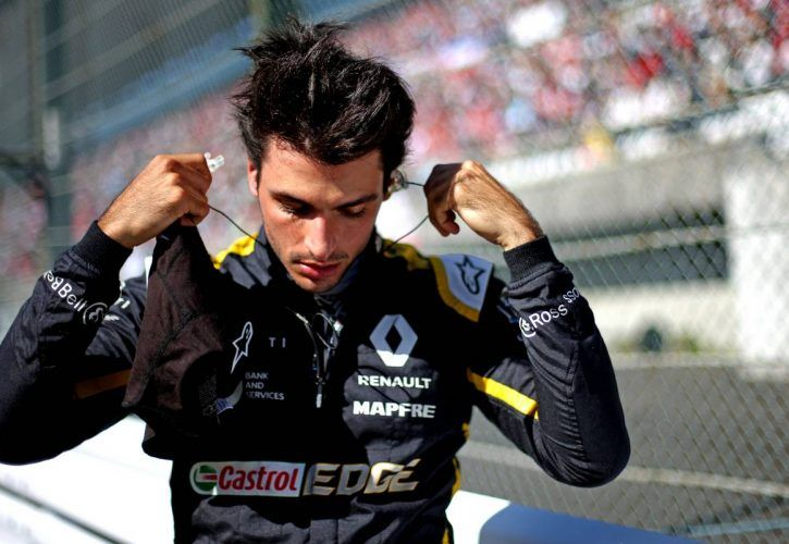 Carlos Sainz Jr (ESP) Renault F1 Team 07.10.2018.