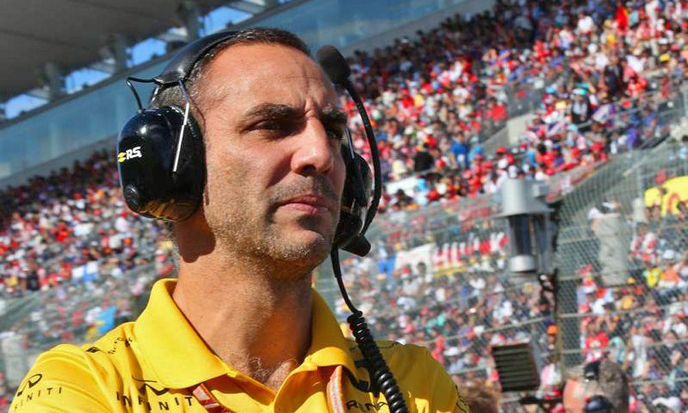 Cyril Abiteboul (FRA) Renault Sport F1 Managing Director.