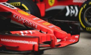 Ferrari successfully completes 2019 chassis crash test