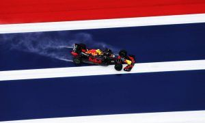 US Grand Prix: Friday's action in pictures