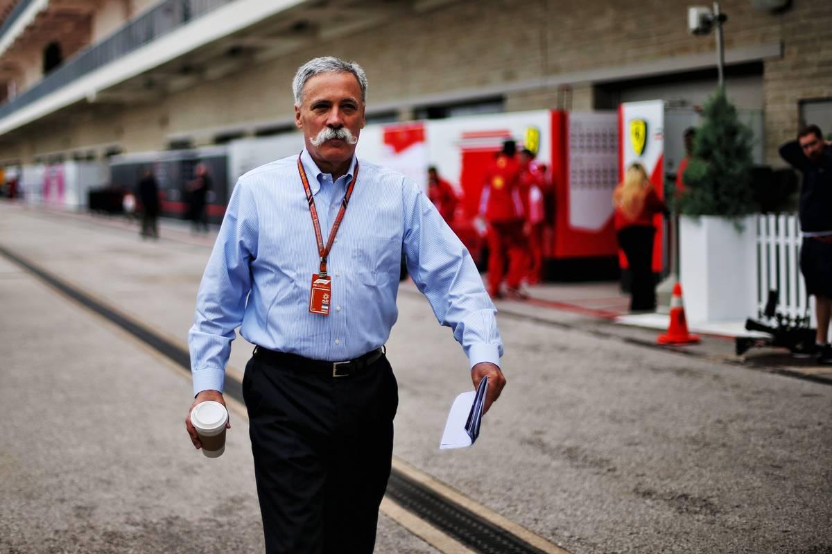 Formula 1 buoyed by rising attendances