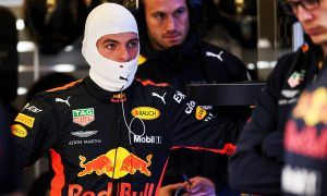 Verstappen confused and let down by suspension failure