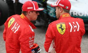 Vettel didn't expect to be so close to Hamilton in qualifying