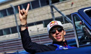 Gasly to join in on the ROC fun in Mexico