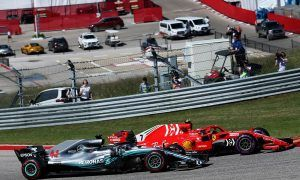 Raikkonen takes victory in Austin as title stays alive
