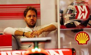 Vettel looking forward to 'turning everything off'