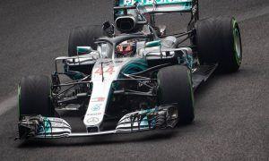 Hamilton still seeking answers to 'mysterious' Mercedes under-performance
