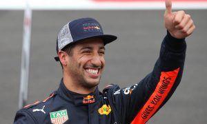 Stunning Ricciardo denies Verstappen in Red Bull lock-out