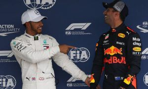 Hamilton: Red Bull 'in a league of their own' in Mexico