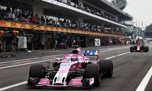 Perez admits Force India didn't want to make it into Q3