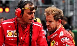 Vettel: Title hopes dissipated after Singapore defeat