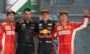 Verstappen wins in Mexico, Hamilton crowned champion!