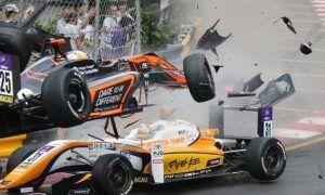 FIA to investigate Sophia Floersch's Macau GP horror crash