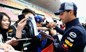 Ricciardo hopes move to Renault will 'dissolve' bad luck