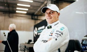 Bottas offers himself a rally debut for the new year!