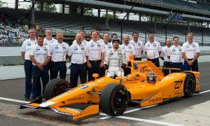 Brown: McLaren to create 'whole new team' for Indy 500
