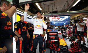 Renault was 'flattered' by Red Bull's test ban on Ricciardo