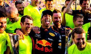 Ricciardo: 'I will remember this great team, these people, forever'