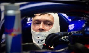 Franz Tost feels 'the best is yet to come' from Kvyat